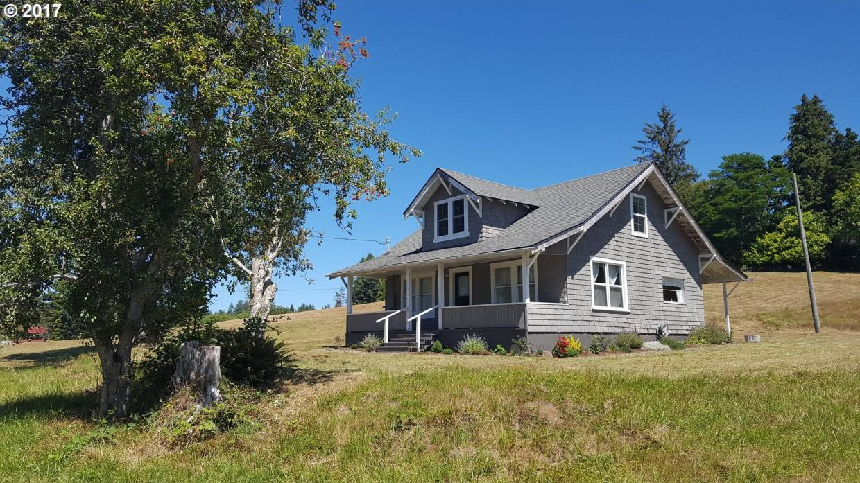 90937 Lewis And Clark Rd, Astoria, OR 97103