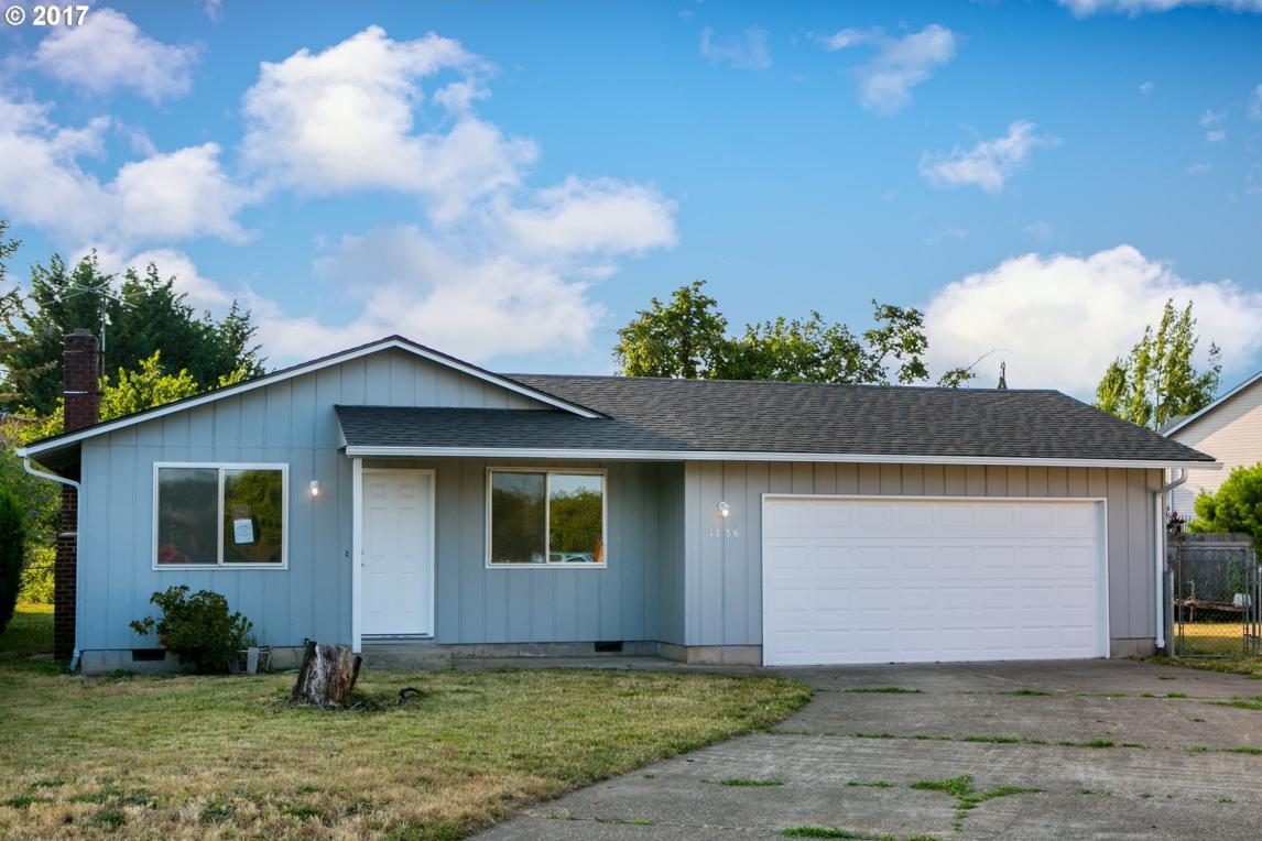 1136 S 39th St, Springfield, OR 97478
