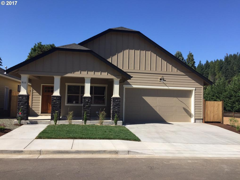 922 S 58th, Springfield, OR 97478