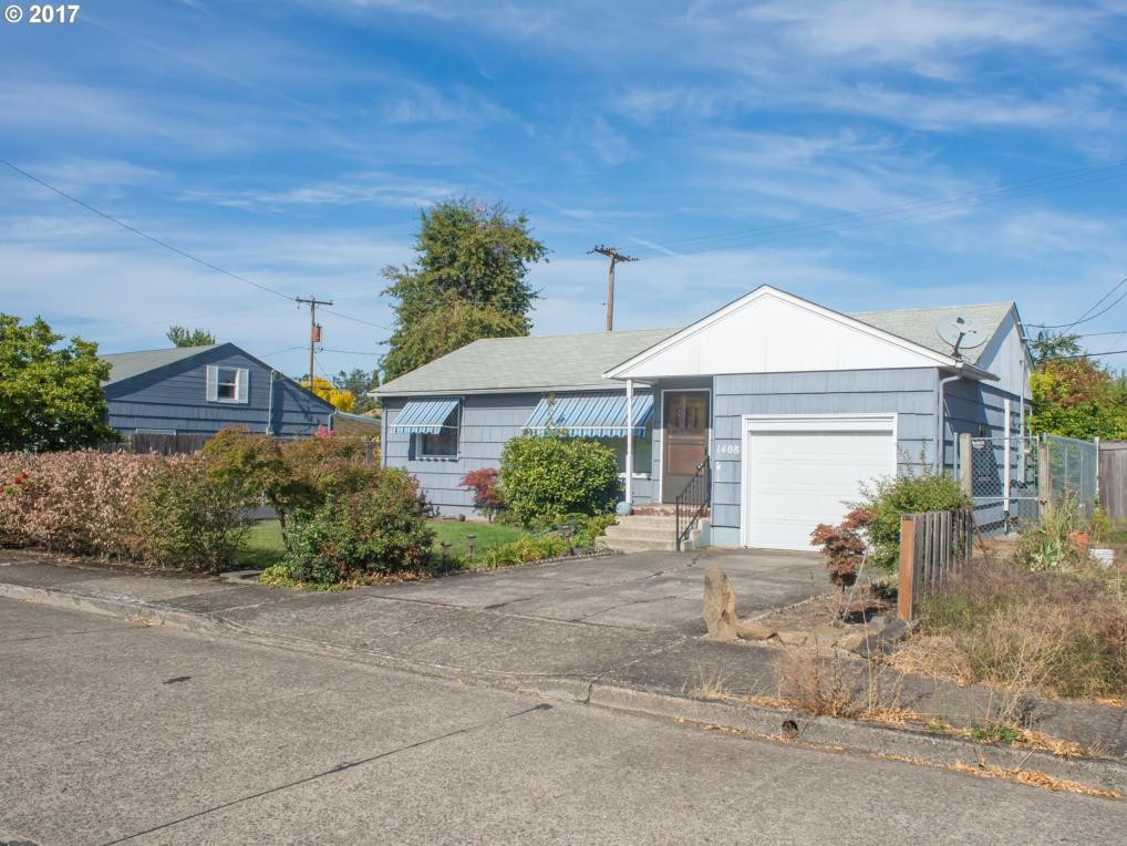 1408 Modoc St, Springfield, OR 97477