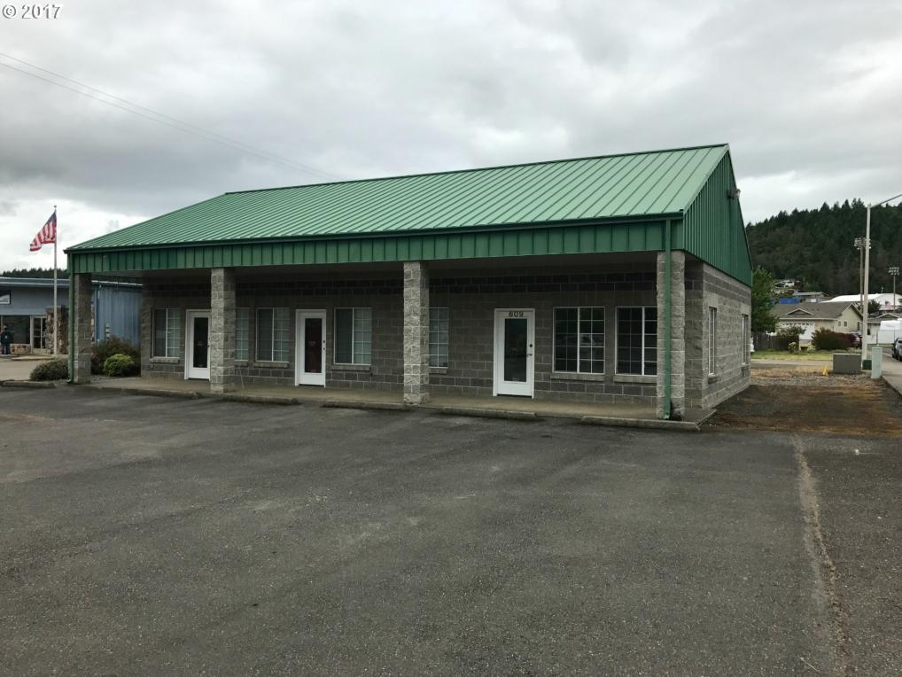 609 E Central Ave, Sutherlin, OR 97479