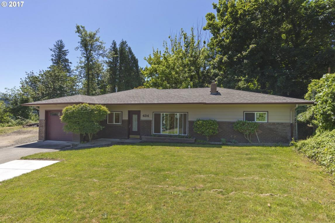 434 SE 4th St, Troutdale, OR 97060