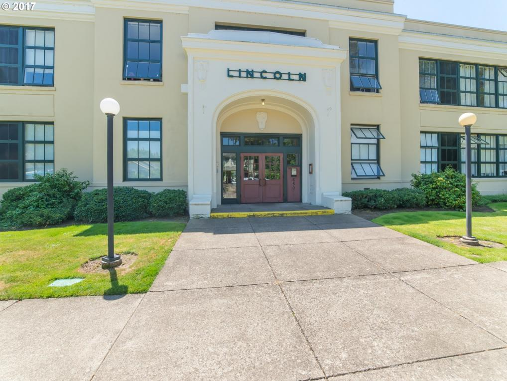 650 W 12th Ave #214, Eugene, OR 97402