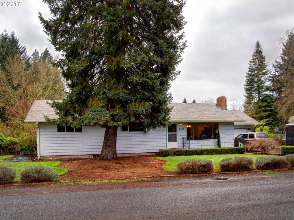 401 NE 10th Ave, Canby, OR 97013