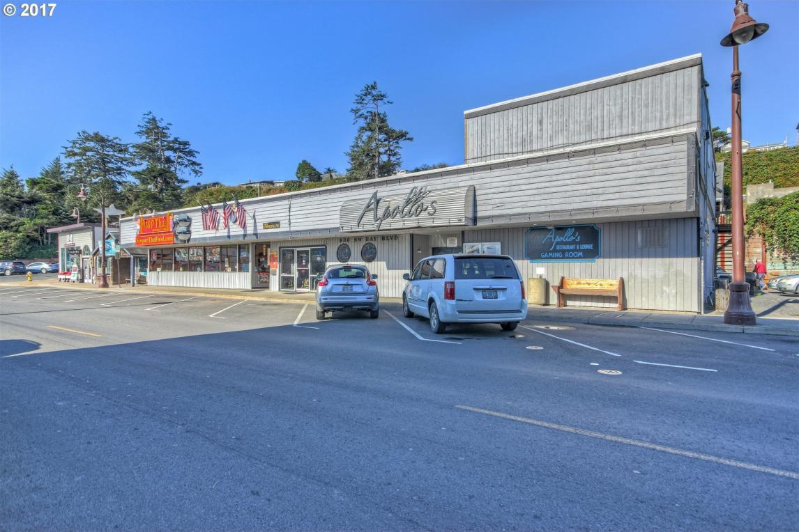 836 SW Bay Blvd, Newport, OR 97365