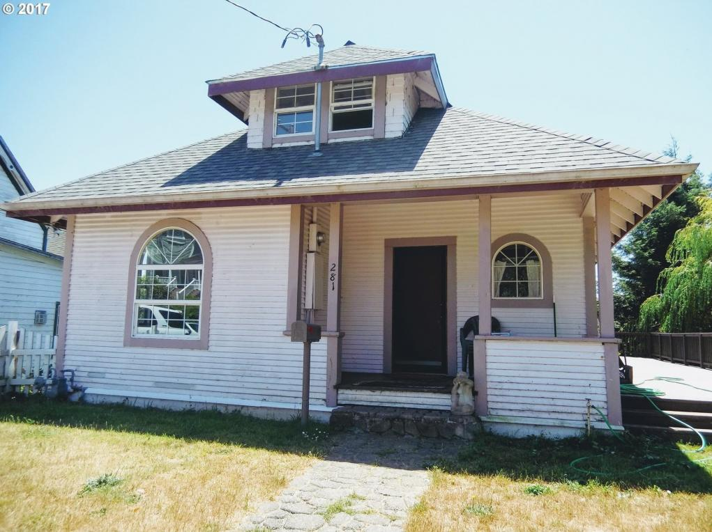 281 W 4th St, Coquille, OR 97423