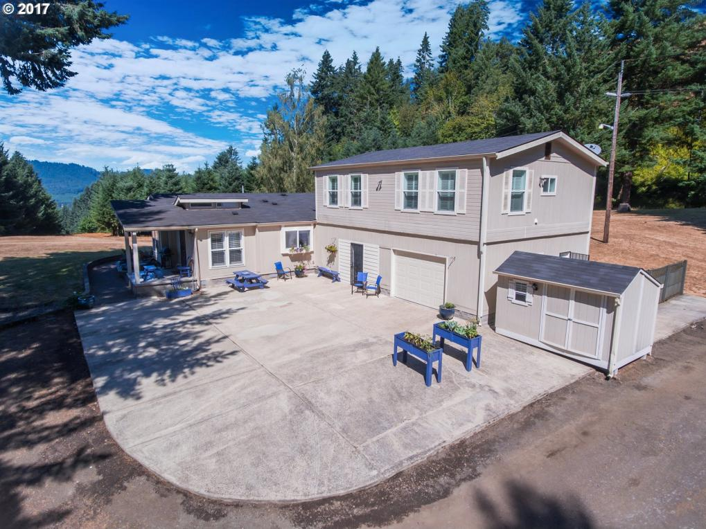 3945 State Highway 38, Drain, OR 97435