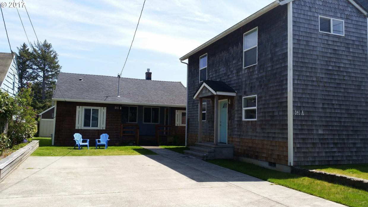 841 S Columbia St, Seaside, OR 97138