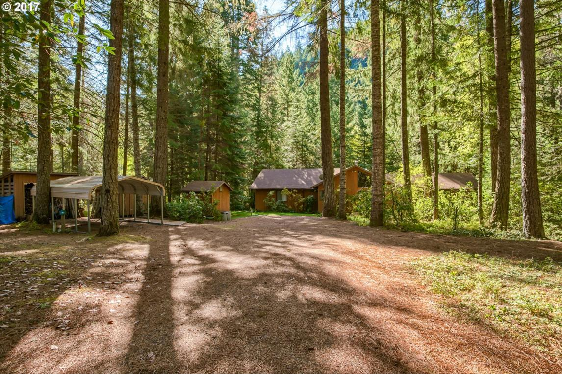 11641 Upper Cow Creek Rd, Azalea, OR 97410