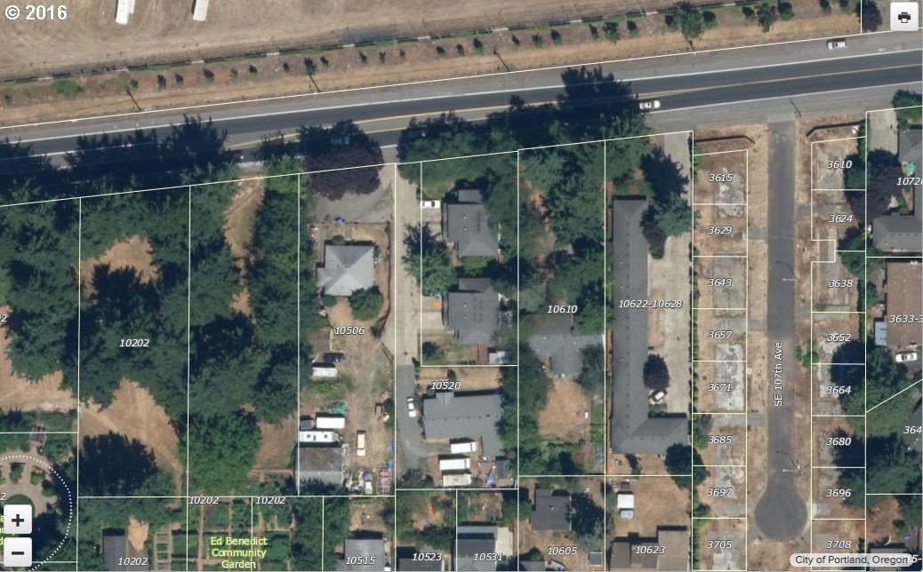 10610 SE Powell Blvd, Portland, OR 97266