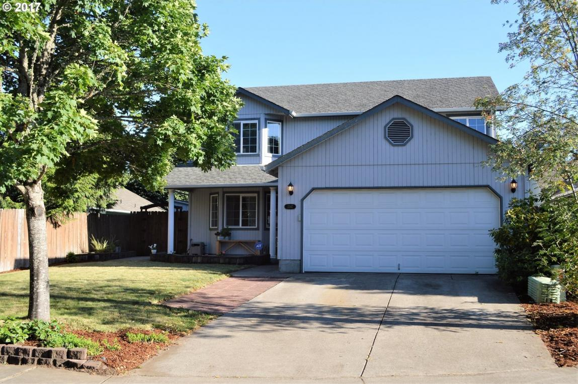 3347 Pinyon St, Springfield, OR 97478