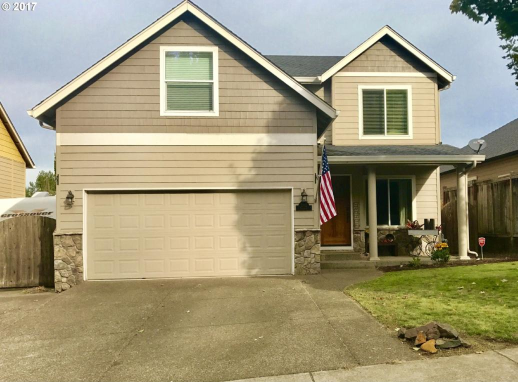 3342 Ambleside Dr, Springfield, OR 97477