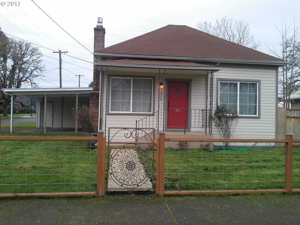 545 S 8th St, Cottage Grove, OR 97424