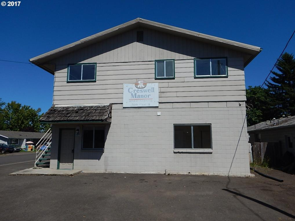 299 B St, Creswell, OR 97426