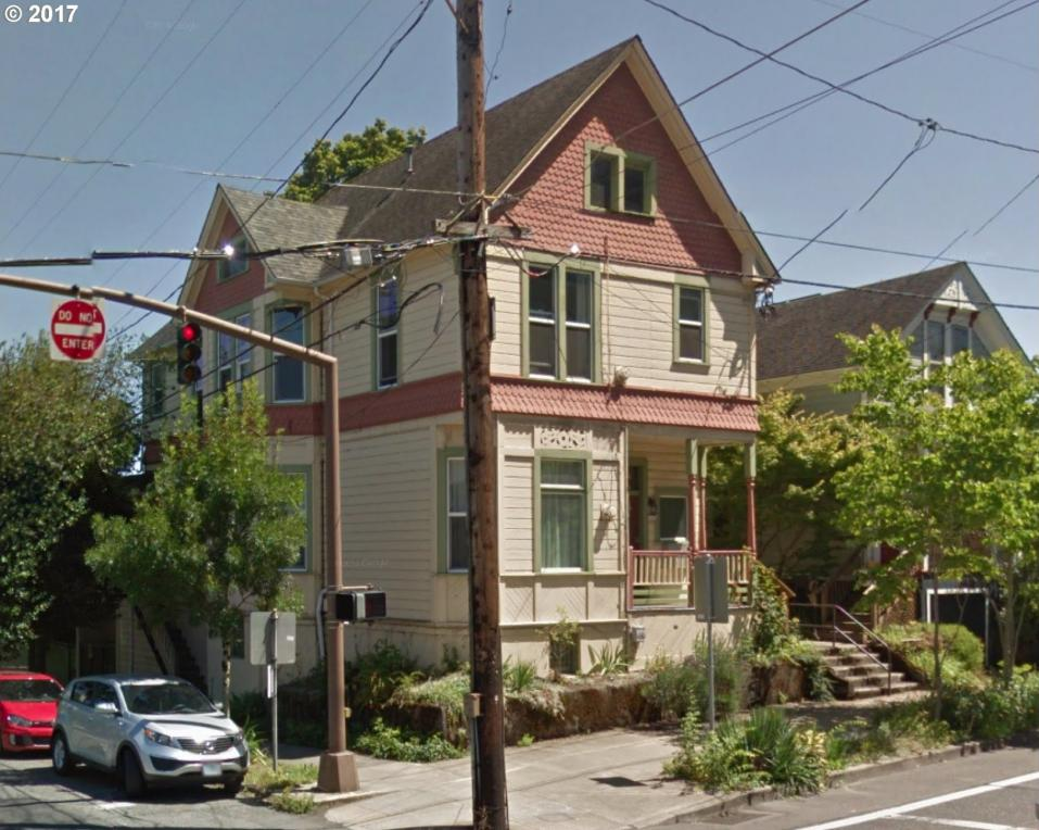 2404 SW 6th Ave, Portland, OR 97201