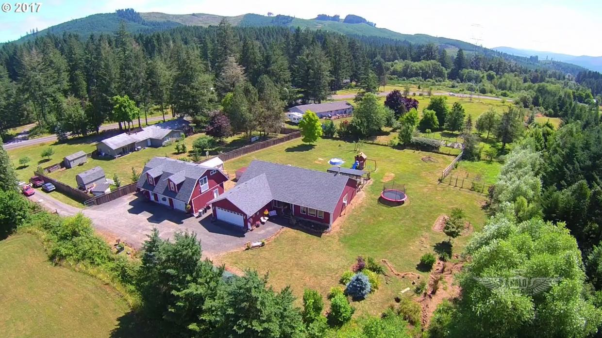 37152 Parsons Creek Rd, Springfield, OR 97478