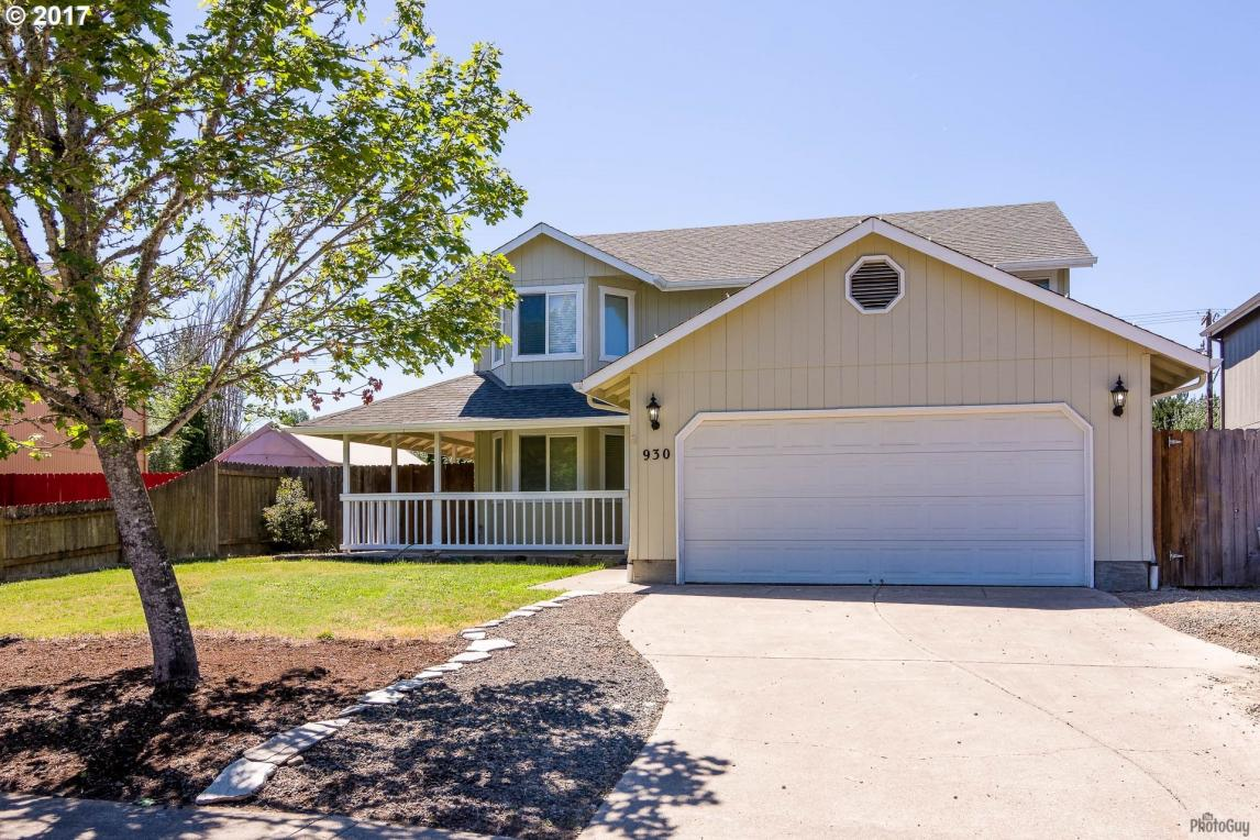 930 S 32nd Pl, Springfield, OR 97478