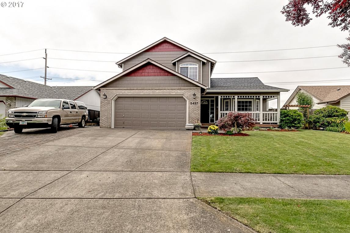 2457 Otto St, Springfield, OR 97477
