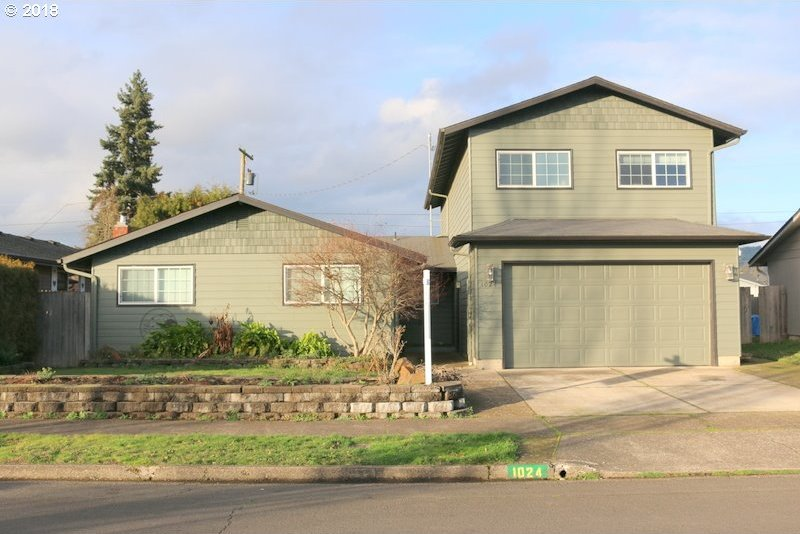 1024 Pleasant St, Springfield, OR 97477