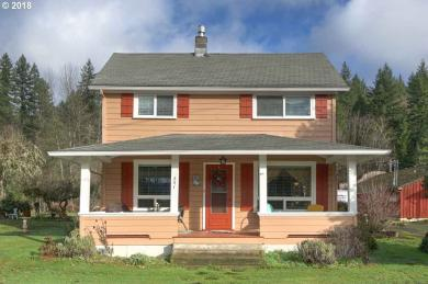 351 NW Alder St, Mill City, OR 97360