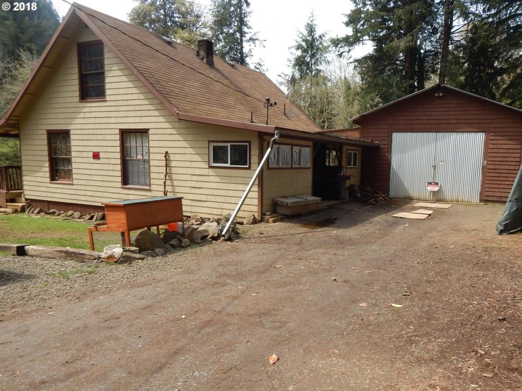 88894 3rd St, Swisshome, OR 97480