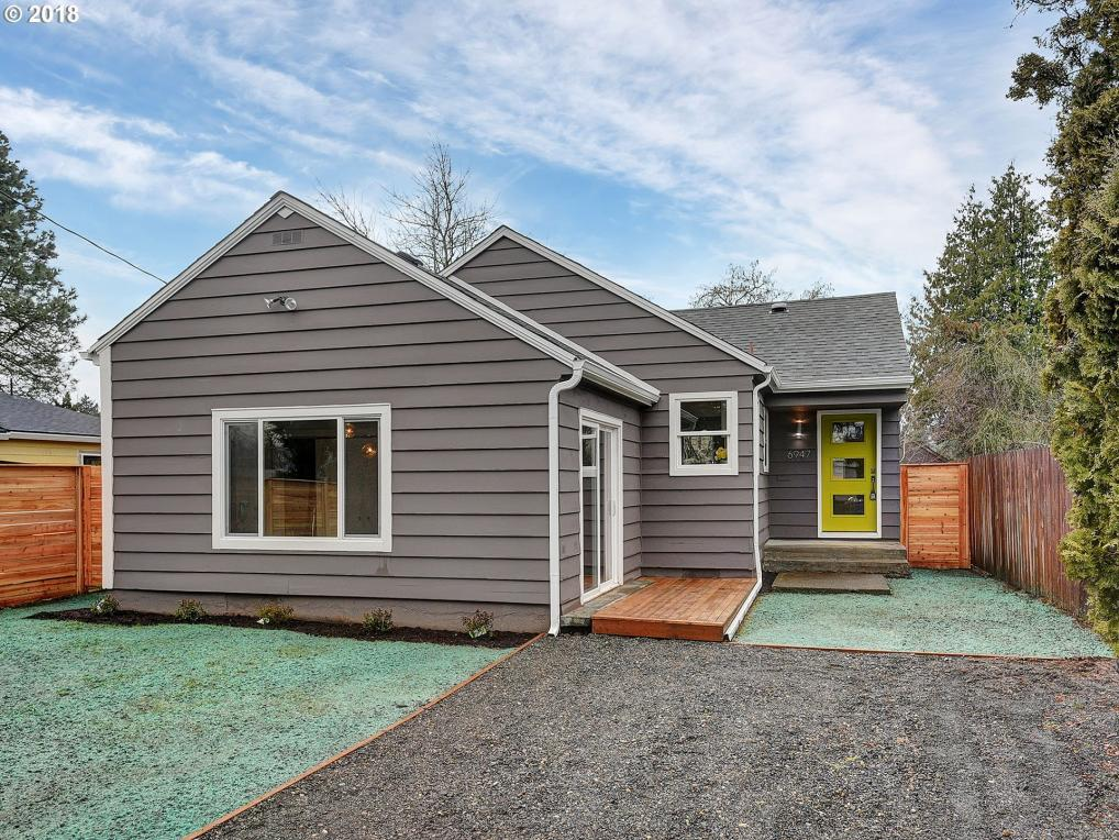 6947 SE 68th Ave, Portland, OR 97206