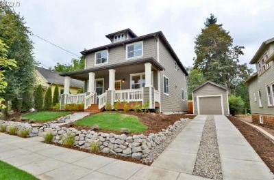 Photo of 19490 SE Towery #Lot 1, Milwaukie, OR 97267