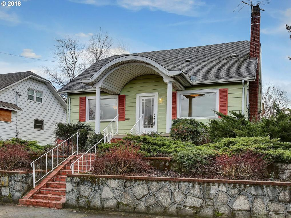 1706 N Terry St, Portland, OR 97217