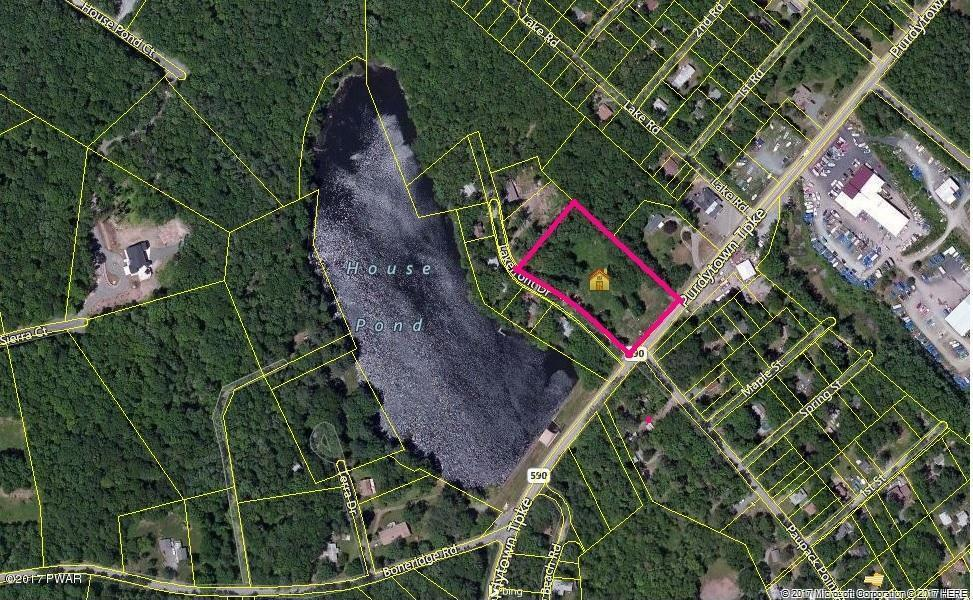 Route 590, Hawley, PA 18428