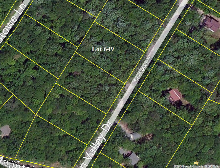 Lot 649 Sun Valley Dr, Tafton, PA 18464