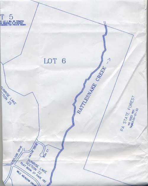 Native (lot 6) Dr, Milford, PA 18337