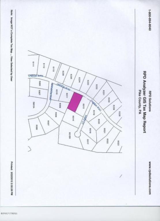 Lot-6012 Oneida Way, Milford, PA 18337