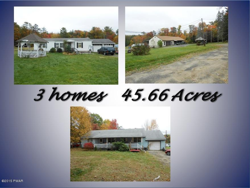 331 Rt 590, Greeley, PA 18425