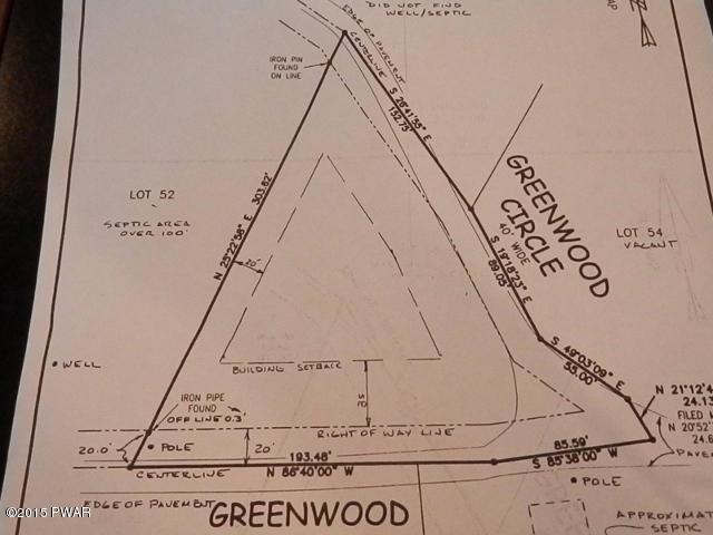 Lot 53 Greenwood Dr, Milford, PA 18337