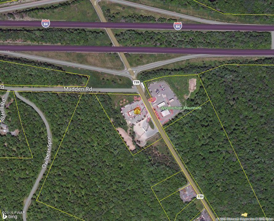Lot 4 Route 739, Lords Valley, PA 18428