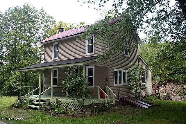 1352 Pine Mill Road, Equinunk, PA 18417