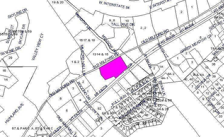 Rt. 6 & 209, Milford, PA 18337