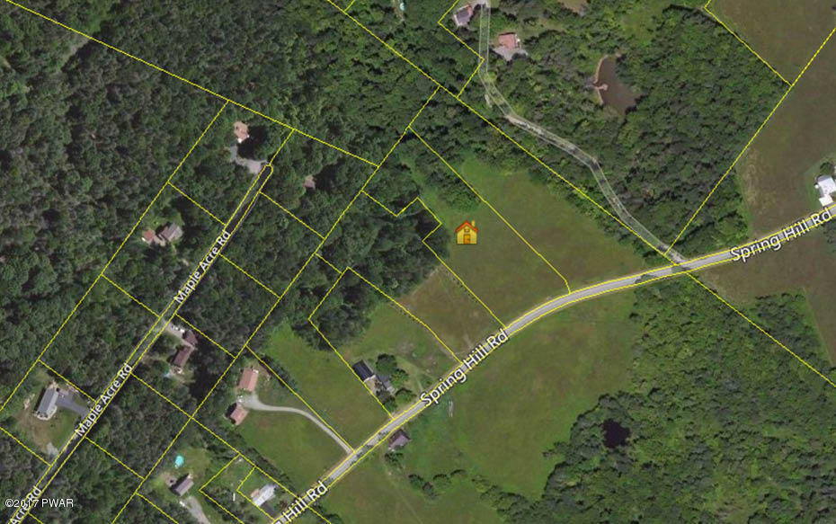 Spring Hill Rd, Sterling, PA 18444