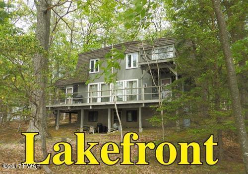 195 E Lake Dr, Milford, PA 18337
