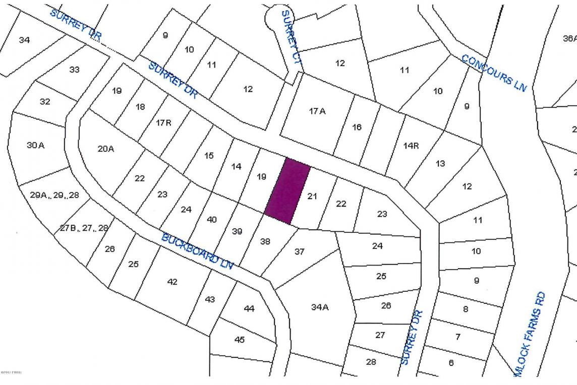 Surrey Drive, Lords Valley, PA 18428