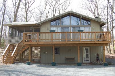 Photo of 129 Longridge Drive, Lords Valley, PA 18428