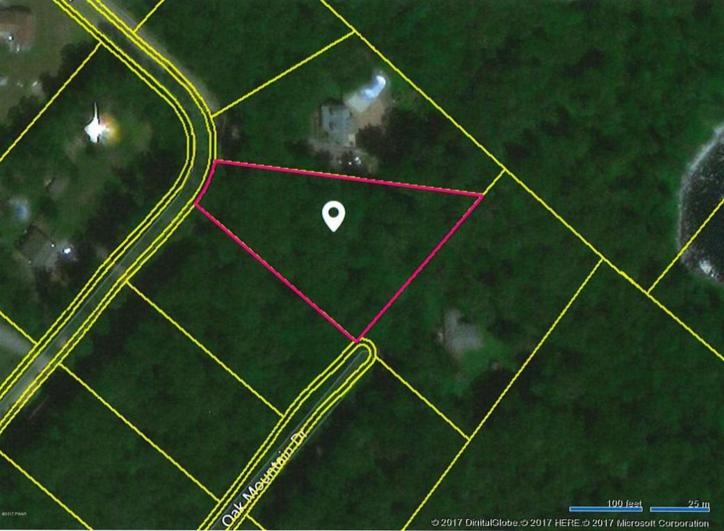 Lot 68 Oak Mountain Dr, Hawley, PA 18428