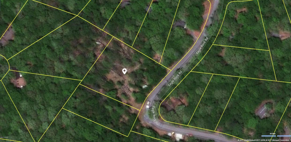 Lot 470 Eagle Rock Rd, Lackawaxen, PA 18435