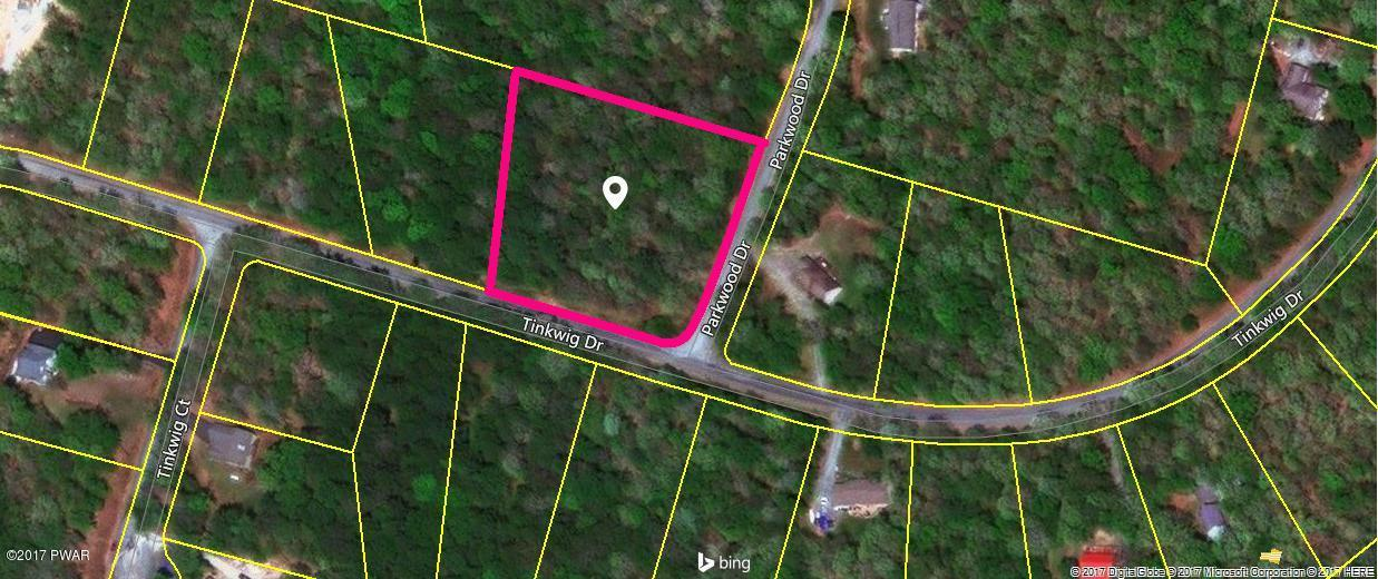 Lot 166A Tink Wig & Parkwood Dr, Hawley, PA 18428