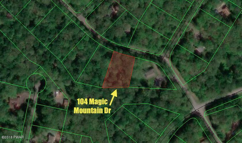 104 Magic Mountain Dr, Tafton, PA 18464