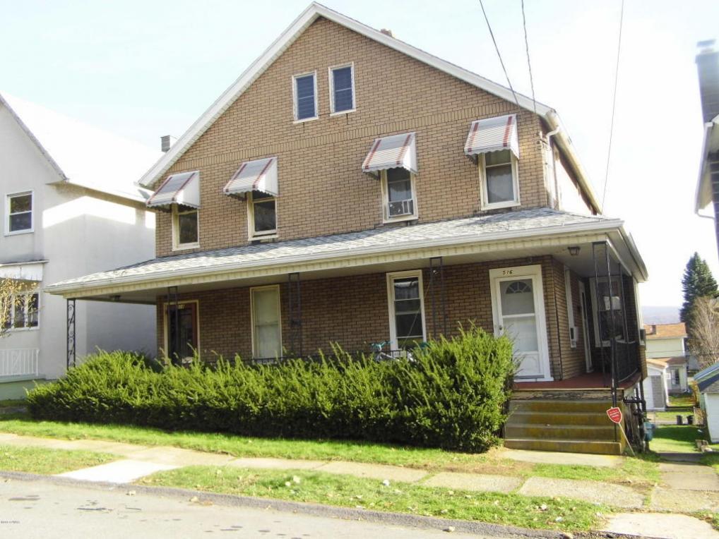516 N Rebecca Ave, Scranton, PA 18504
