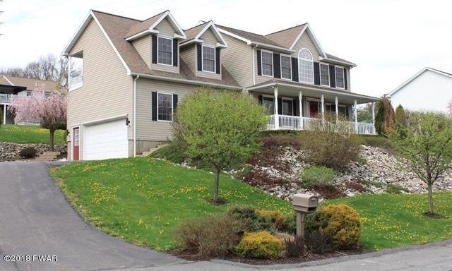 309 S Edgewood Dr, South Abington, PA 18411