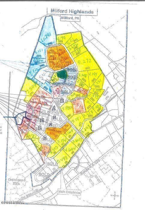 Lot 60 Skyline Dr, Milford, PA 18337