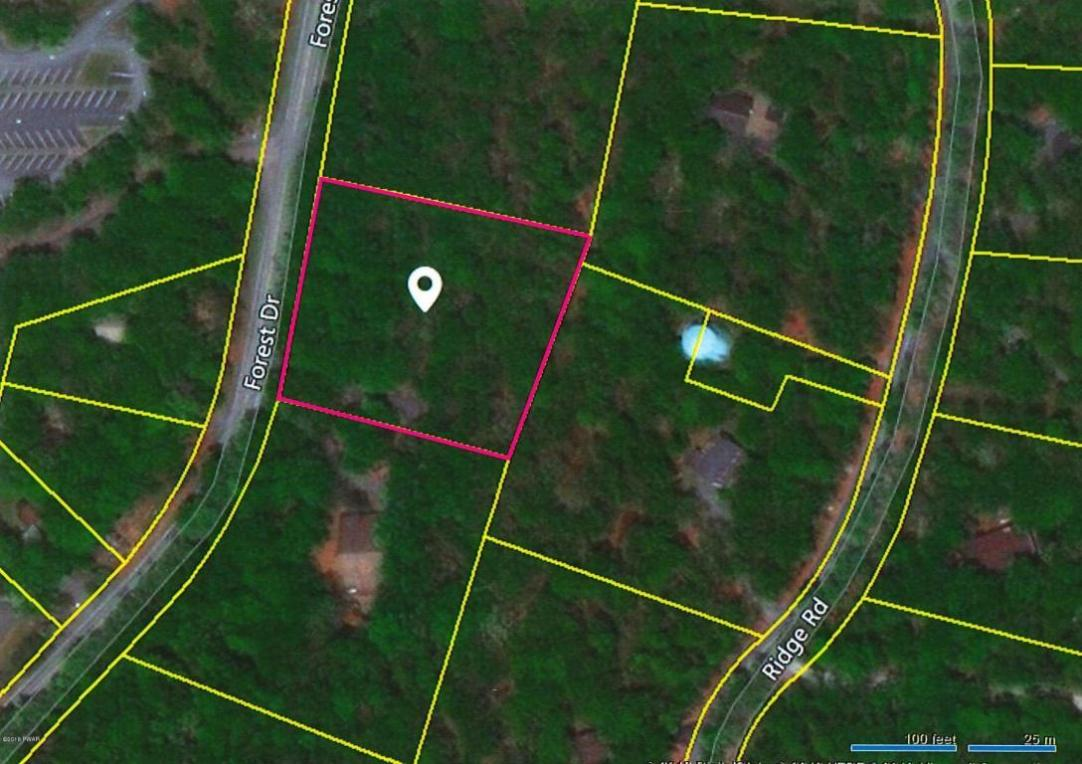 Lot 8 Forest Dr, Hawley, PA 18428