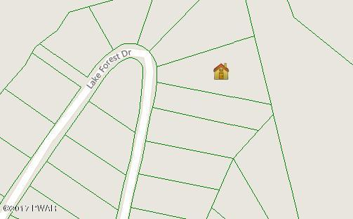 Lot 715 Lake Forest Dr, Dingmans Ferry, PA 18328